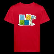T-Shirts ~ Kinder Bio-T-Shirt ~ Artikelnummer 24138478