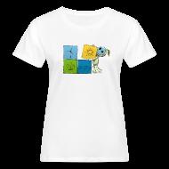 T-Shirts ~ Frauen Bio-T-Shirt ~ Artikelnummer 24138420