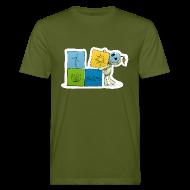 T-Shirts ~ Männer Bio-T-Shirt ~ Artikelnummer 24138348