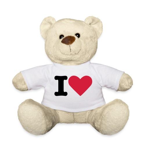 !  - Teddybjørn