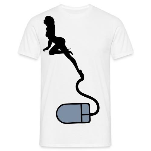 T-shirt keep control - T-shirt Homme