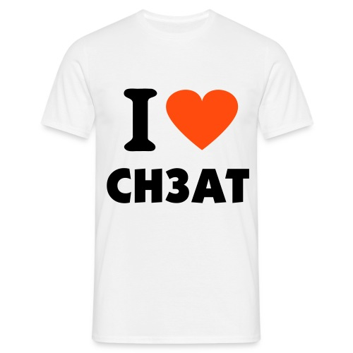 T-shirt CH3AT - T-shirt Homme