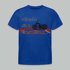 Kids' Papa Moto Brum Brum NEW - Kids' T-Shirt