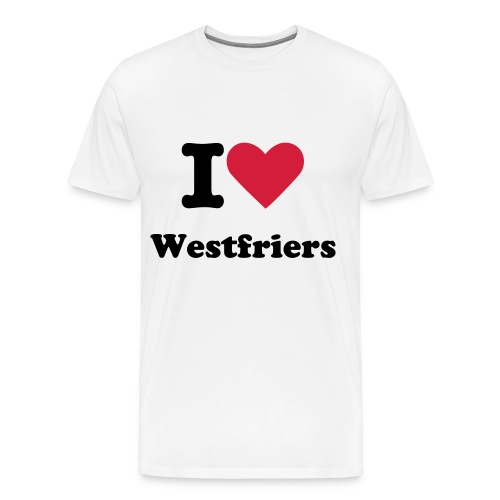 Westfriers - Men's Premium T-Shirt
