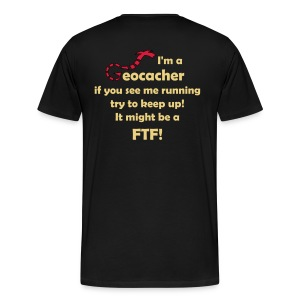 FTF Jäger T-Shirt - Männer Premium T-Shirt