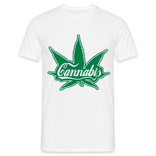 Cannabis - T-shirt Homme