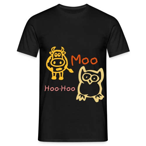 MooHoo Branded t-shirt - Men's T-Shirt