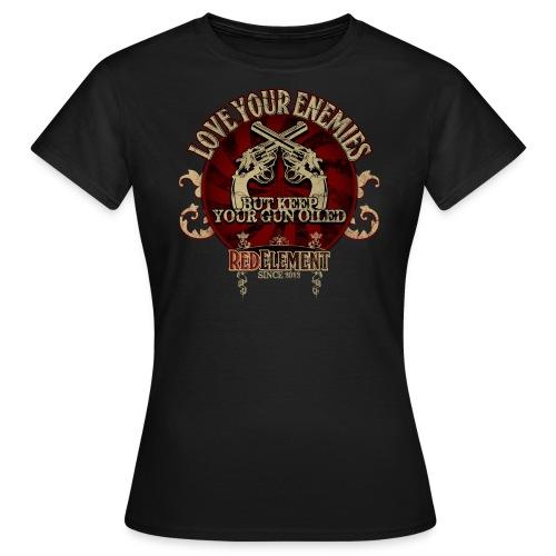 RED ELEMENT No. III - Girls - Frauen T-Shirt