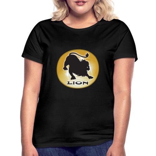 lion pix - T-shirt Femme