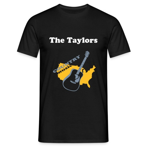The Taylors country T - T-shirt herr