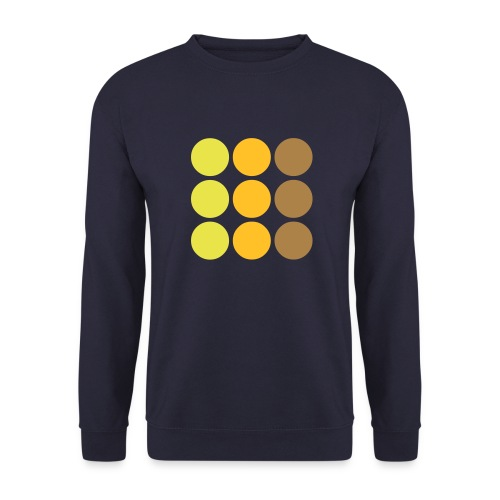 Circles - Men's Sweatshirt