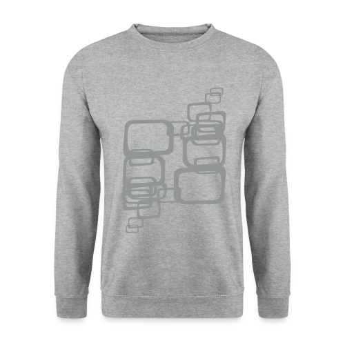 Squares - Men's Sweatshirt