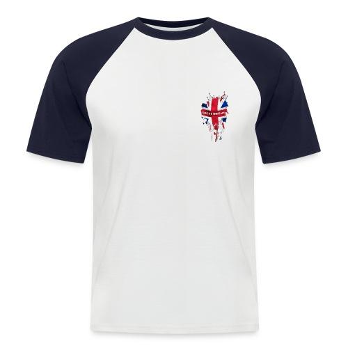 GB  - Men's Baseball T-Shirt
