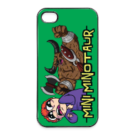 Phone & Tablet Cases ~ iPhone 4/4s Hard Case ~ Mini Minotaur