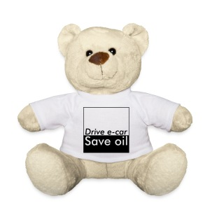 Drive e-car - Save oil   © by TOSKIO-VTMS - Teddy