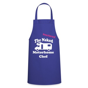 Apron - the knackered motorhome chef - Cooking Apron