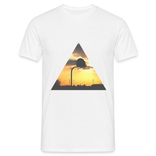 BBALL SUNRISE - T-shirt Homme
