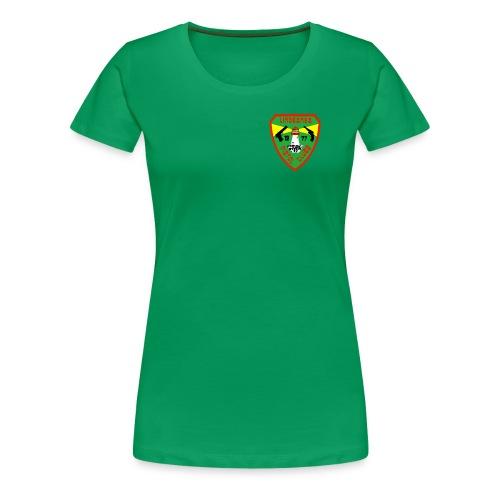 Klubbskjorte for kvinner - Premium T-skjorte for kvinner