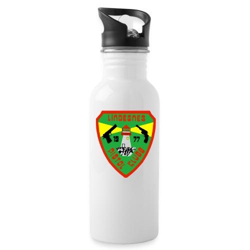 Drikkeflaske med logo og klubbnavn - Drikkeflaske