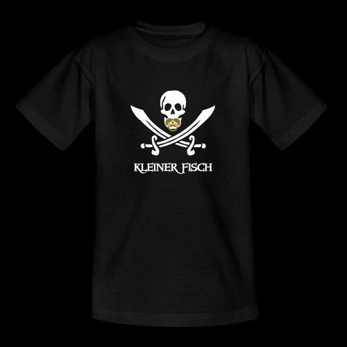 ~ Kleiner Fisch ~  - Kinder T-Shirt