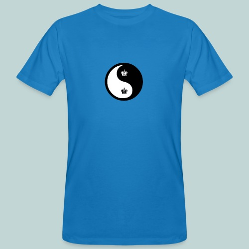 Ying-Yang - Männer Bio-T-Shirt