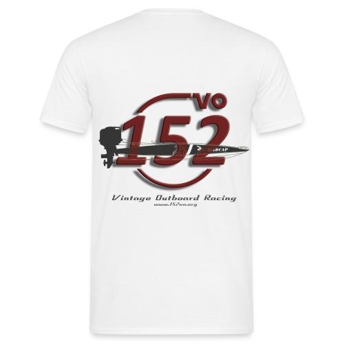 152VO Madcap mahogany - Männer T-Shirt