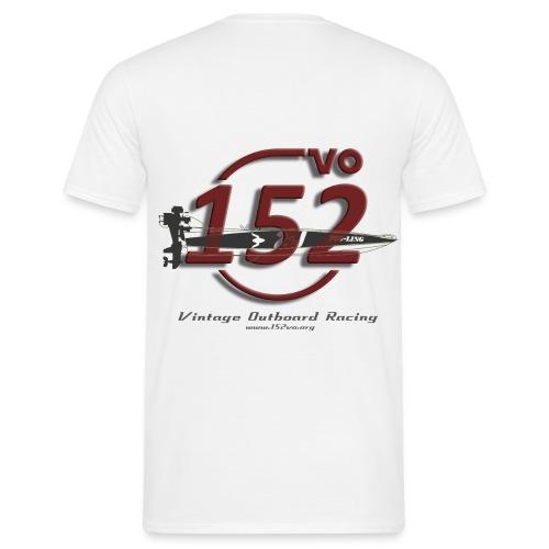 152VO FooLing mahogany - Männer T-Shirt