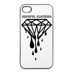 Hopeful Clothing DIAMOND iPhone 4/4s - iPhone 4/4s Hard Case