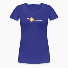 bitcoin, btc, in Bitcoin i trust T-Shirts