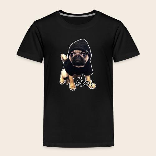 Yo! Mops Kinder T-Shirt - Kinder Premium T-Shirt