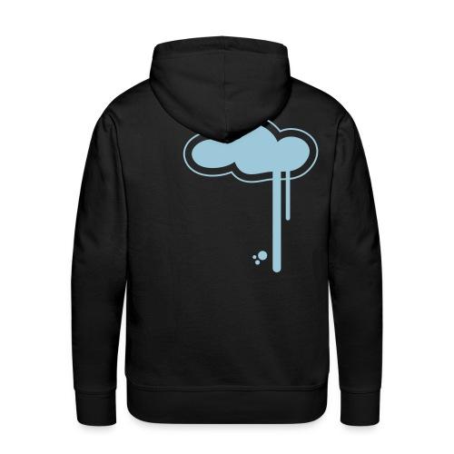 Cloud - Sweat-shirt à capuche Premium pour hommes