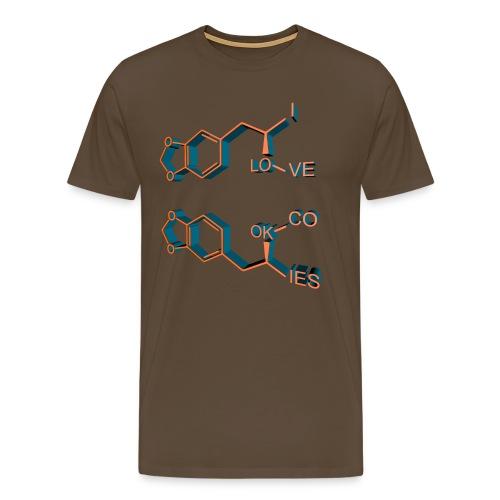 ILC DNA - Männer Premium T-Shirt
