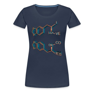 ILC DNA - Frauen Premium T-Shirt