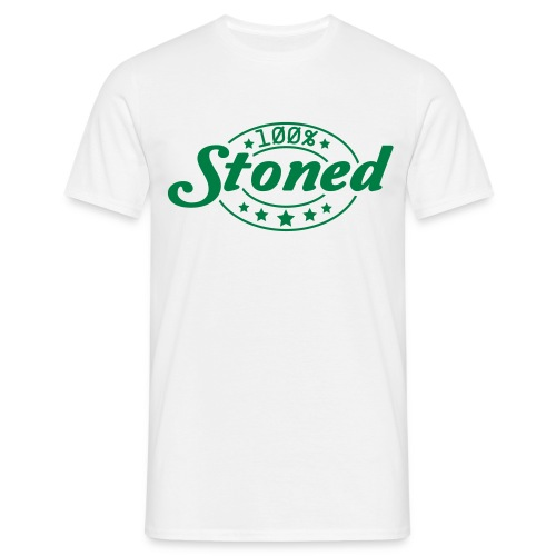 100% Stoned - T-shirt Homme