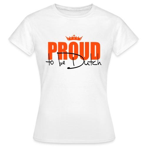 Mannen T-shirt - Vrouwen T-shirt