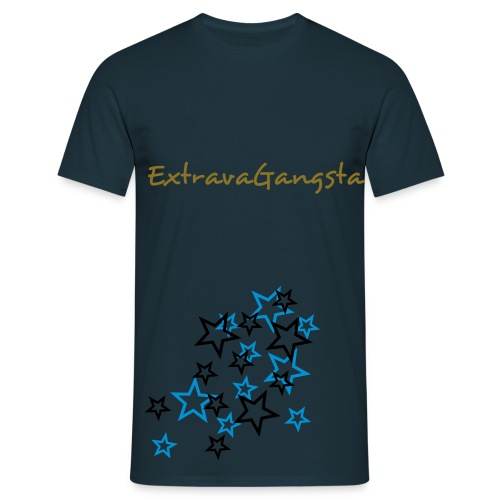 Extravagangsta 001 - Men's T-Shirt