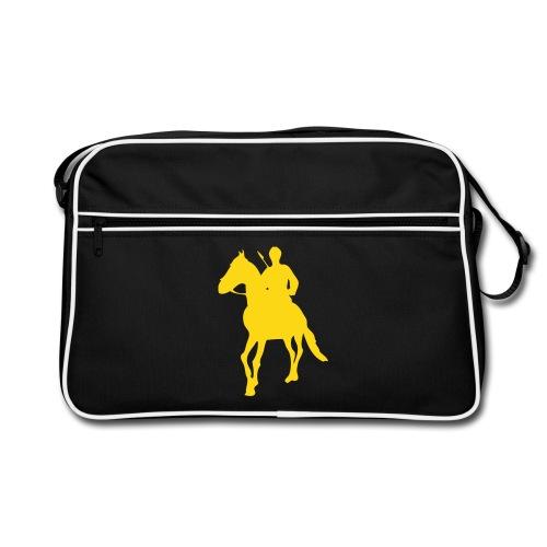 Sikh Warrior Retro Bag - Retro Bag