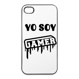 SOY GAMER - Carcasa iPhone 4/4s