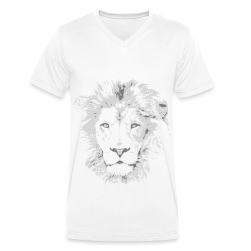 V T-Shirt  - Männer Bio-T-Shirt mit V-Ausschnitt von Stanley & Stella