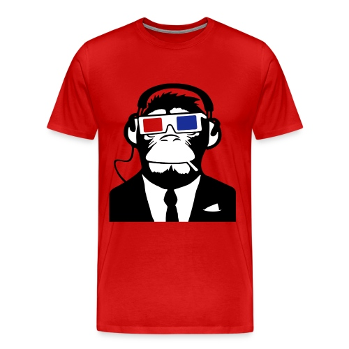 II - Camiseta premium hombre