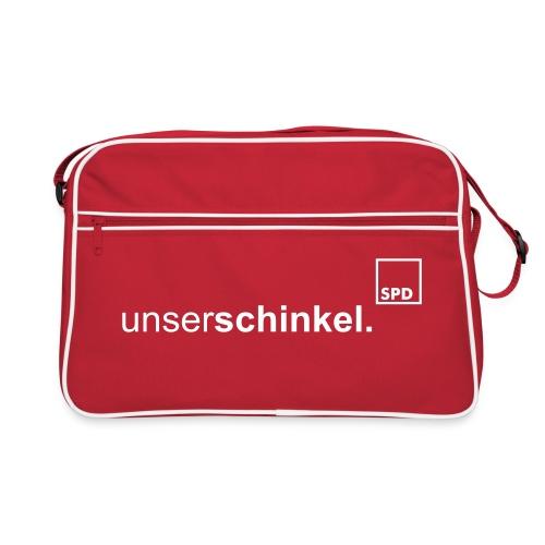 SPD-Schinkel-Tasche - Retro Tasche
