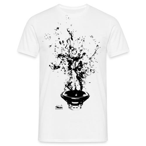 Splashboxen - Männer T-Shirt