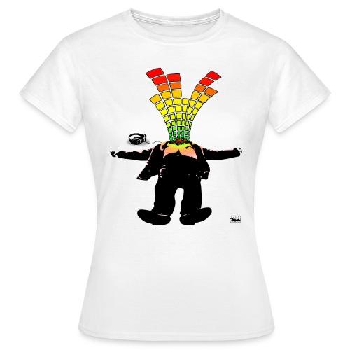 Soundtyp - Frauen T-Shirt