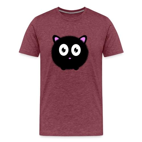 FluffyCat - Männer Premium T-Shirt