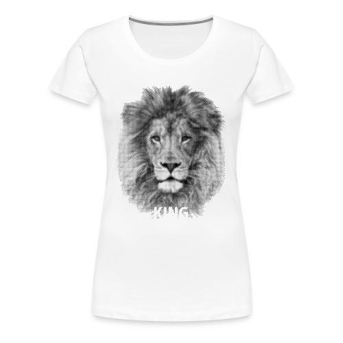 Lionking - Women's Premium T-Shirt