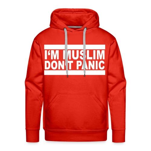I'm Muslim rot - Männer Premium Hoodie