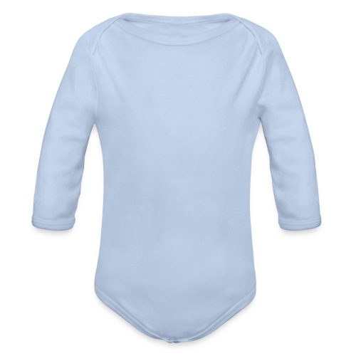 Body Cloverleaf - Body ecologico per neonato a manica lunga