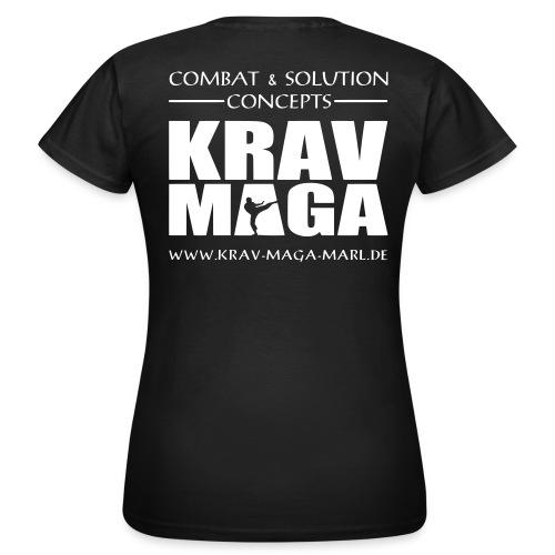 KM-Fem-TShirt - Frauen T-Shirt
