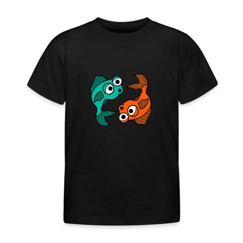 poissons bd - T-shirt Enfant