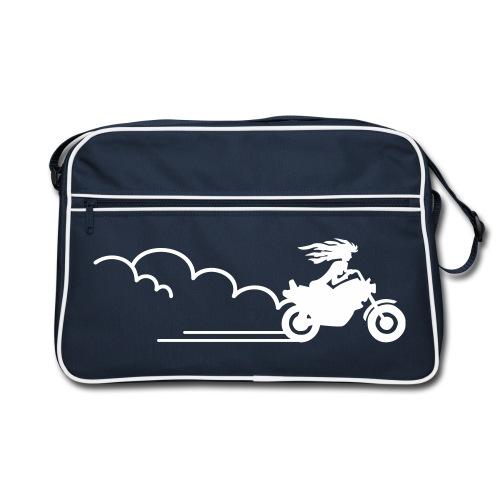 Sac rétro motarde - Sac Retro